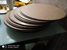 Base de sousplast, supla, suplat MDF,( mesa posta )