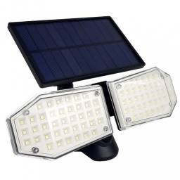 Luminária Solar Flexível Grande 20W