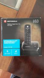 Telefone Digital sem fio Motorola - Modelo FOX 500