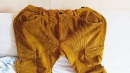 Luxuosa calça cargo importada Zara!!!