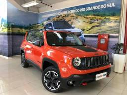 Imperdível!!! Jeep Renegade TrailHawk 2.0AT Diesel 2016 com 50 mil km