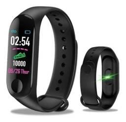 Relogio M3 Smartwatch, Smart Band Inteligente