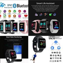Novo exclusivo espotivo saúde Smartwatch Relógio D20 Fit