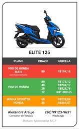 MOTO ELITE 125 MODELO 2021