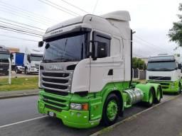Scania Streamline R 440 6x4 Traçado 2014 com Retarde