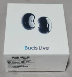 Baixei! Fones Samsung Galaxy Buds Live Original zero na caixa com NF e garantia