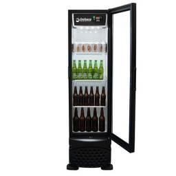 Cervejeira Slim 230L porta de vidro / imbera pronta entrega