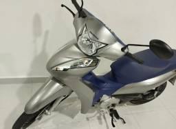Honda Biz 125 I Cinza 2021