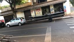 Barco e carreta,  semi chato, 6m, 5m,