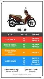 MOTO BIZ 125 MODELO 2021