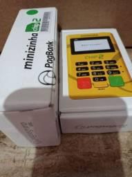 Maquininhas de cartão Minizinha Chip2 R$ 70,00