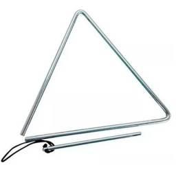 Triangulo Aluminio 8mm- 30cm, 25cm ou 20cm
