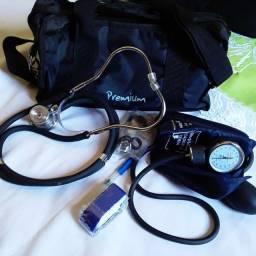 Vendo kit enfermagem novo.