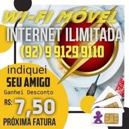 Wi-fi móvel