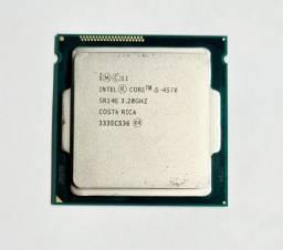 Processador Intel Core I5-4570 3.20ghz Sr14e Socket Lga1150