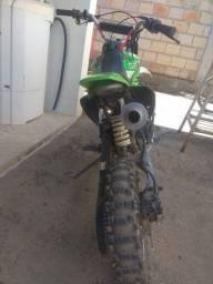 Mini moto de trilha 110cc