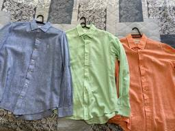 Vendo camisas Sergio K tamanho P 100 reais cada