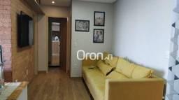 Título do anúncio: Apartamento à venda, 54 m² por R$ 280.000,00 - Parque Oeste Industrial - Goiânia/GO