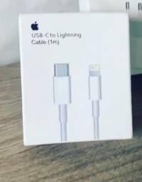 cabo para iphone original apple tipo c