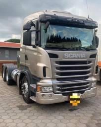 Scania R 440 ano 2013