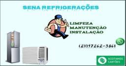 Refrigeração, manutenção em geral