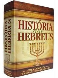 Livro História Dos Hebreus (Entrego)