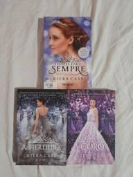Livros da série A seleção