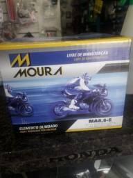 Bateria Moura - Moto