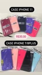 Case iphone 11 7 8 plus SE