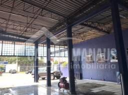 Título do anúncio: Galpão Manaus - 420 m² - Santo Agostinho - GPL194