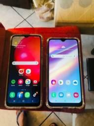 Samsung A02s e A10s 32gb
