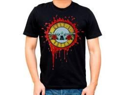 Título do anúncio: Promoção Camisetas de Bandas de Rock