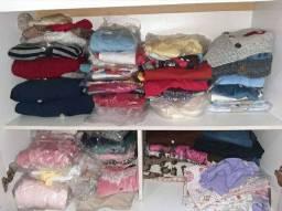 Limpa estoque Inverno e verão de roupa infantil