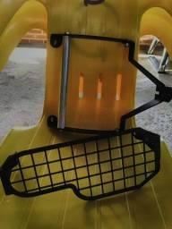 Protetor of road para farol da BMW GS 800