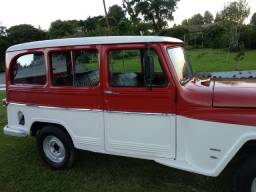 Ford Rural Willys 71