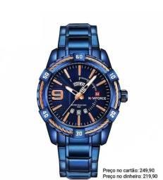 Relógio Masculino Original Naviforce Premium ( Atendimento por WhatsApp)