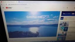 Notebook Itautec w7425 c/ Intel Core i3 , 4gb, hd 160 gb sata, wireless e windows 10 pro