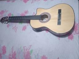 violão waldman eletroacústico ppce-1