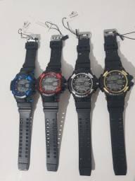 Relógios a prova d água