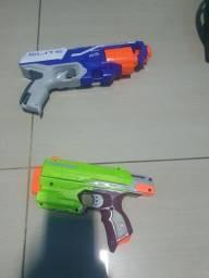 Nerf arma de brinquedo