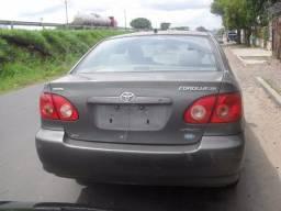 Sucata Corolla 2007 1.8