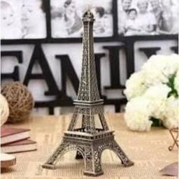 Torre Eifel decoração metal 13 cmn