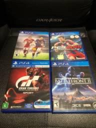 Jogos PS4 Torrando