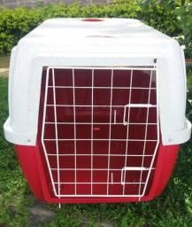 gaiola para transporte de cachorro porte grande