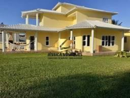 Casa de 4 quartos sendo 1 suíte, com piscina e área gourmet em Unamar - Cabo Frio - RJ