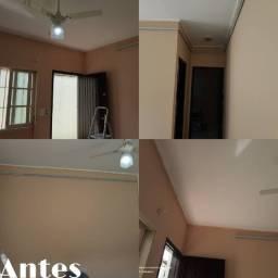 Gesso 3D, Sancas, Forros de PVC e Drywall, elétrica, Iluminação