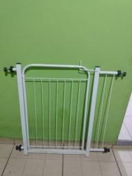 Portão de proteção semi novo
