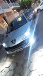 Peugeot 207 2012 xr 1.4 8v troco por XRE