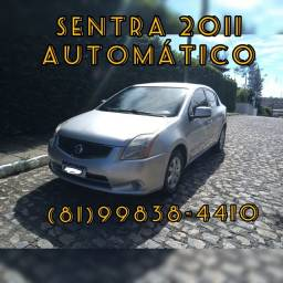 Nissan Sentra 2011 2.0 flex / automático ipva 2021 pago