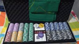 Maleta de Poker 500PC - Nova